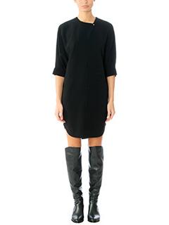 Alexander Wang-black viscose dress