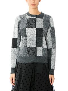 Marc Jacobs-grey wool knitwear