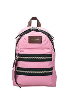 Marc Jacobs-Mini Backpack pink nylon backpack