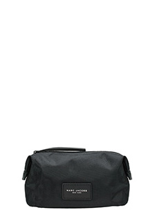 Marc Jacobs-Landscape black nylon beauty case