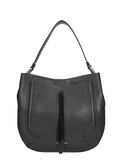 Marc Jacobs-Borsa Maverick hobo in pelle nera