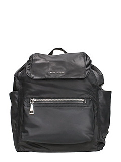 Marc Jacobs-Backpack black polyester backpack