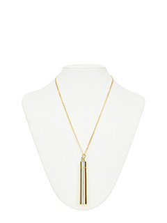 Vetements-gold metal alloy jewel