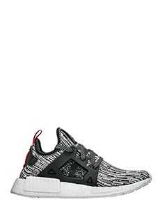 Adidas-Nmd xr1 pk grey Tech/synthetic sneakers