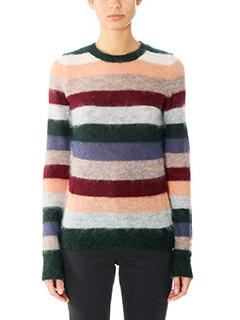 Isabel Marant Etoile-Cassy pull multicolor wool knitwear