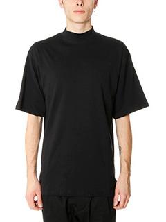 DonVich-T-Shirt Ambro in cotone nero