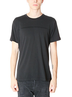 Low Brand-T-Shirt B40 in cotone nero
