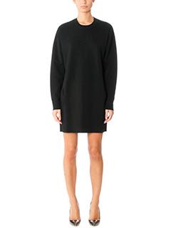 Alexander Wang-black wool dress