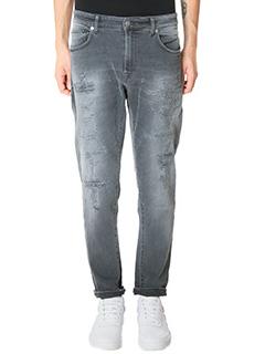 Department Five-Jeans  in denim nero