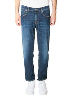 Department Five-Jeans Corkey in denim blue