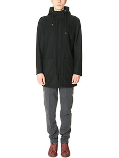 Department Five-Parka Comery in lana nera