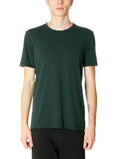 Department Five-T-Shirt Sprint in cotone verde