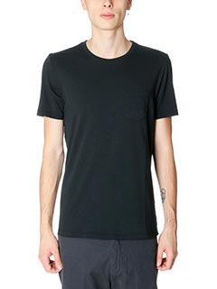 Department Five-T-Shirt Sprint in cotone nero
