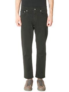 Department Five-Jeans Corkey in denim nero