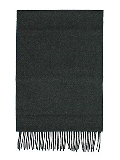 Lanvin-Sciarpa in lana grigia