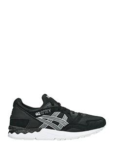Asics-Sneakers Gel-lite III in pelle nera