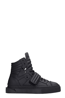 Gienchi-Sneakers Hypnos in gomma nera