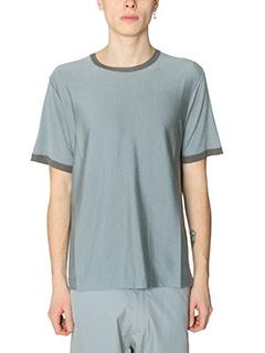 Jil Sander-Maglia in cotone grigio