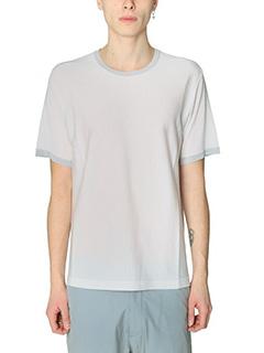 Jil Sander-Maglia in cotone bianco
