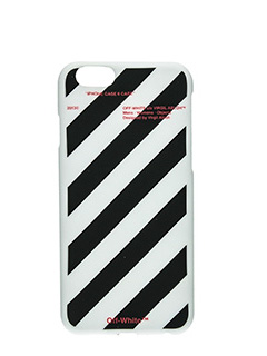 Off White-Cover Case Stripes I-phone