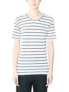 Isabel Marant Etoile-Andreia white cotton t-shirt
