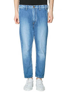 Jil Sander-Jeans Japan in denim blue
