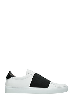 Givenchy-Sneakers Skate in pelle bianca