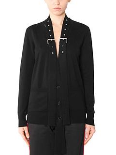 Givenchy-black wool knitwear