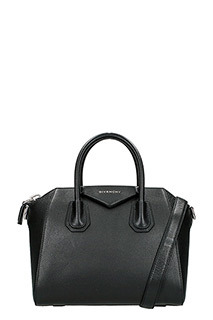 Givenchy-Borsa Antigona Small in pelle nera