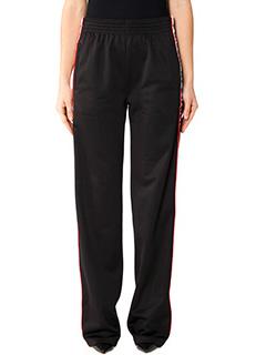 Givenchy-Pantaloni in jersey nero