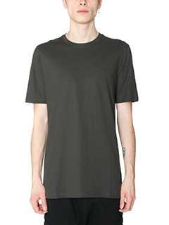 Helmut Lang-T-Shirt Standard Fit in cotone