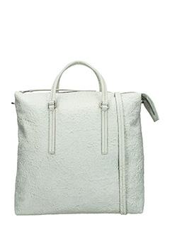 Rick Owens-Borsa Shoulder Bag in pelle dinge