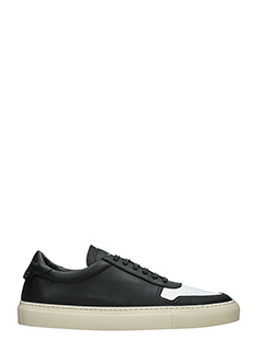 Givenchy-Sneakers New Snk Urban Low in pelle nera bianca