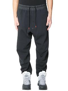 Nike Lab ACG-Pantaloni Tech Fleece in cotone nero