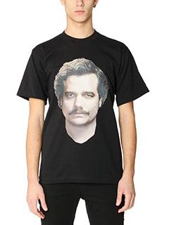 IH NOM UH NIT-T-Shirt Medellin Pablo Escobar in cotone nero