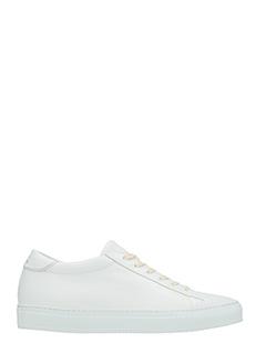 Philippe Model-Sneakers Avenir in pelle bianca