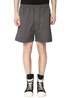 Rick Owens DRKSHDW-Shorts Boxer in cotone dark dust
