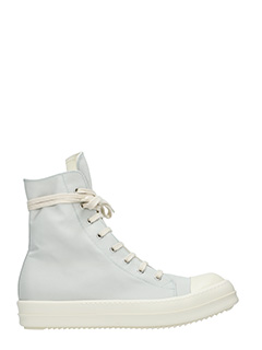 Rick Owens DRKSHDW-Sneakers  in pelle dark dinge