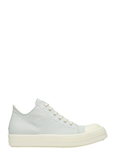 Rick Owens DRKSHDW-Sneakers Low in tessuto dinge