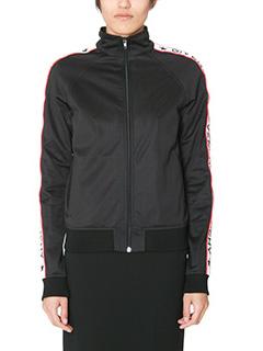 Givenchy-Felpa in viscosa nera
