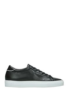 Philippe Model-Sneakers Avenir in pelle nera