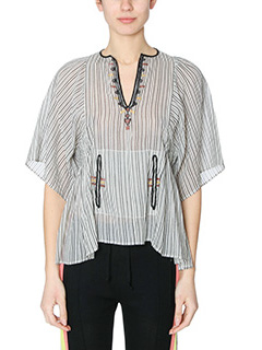 Isabel Marant Etoile-Joy beige cotton Blouse