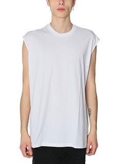 Givenchy-Topwear in cotone bianco