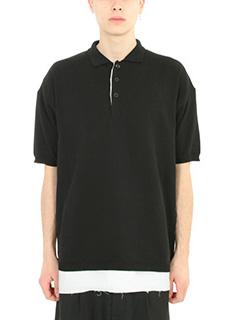 Raf Simons-Polo in lana nera