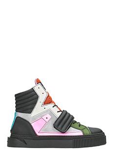 Gienchi-Sneakers Hypnos in tessuto e gomma multicolor