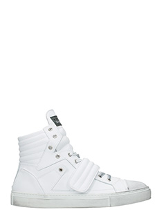 Gienchi-Sneakers Hypnos in gomma bianca