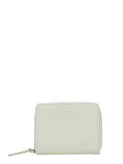 Lancaster-Adele  white leather wallet
