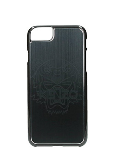 Kenzo-Cover Kenzo Tiger IPhone 7 in plastica nera