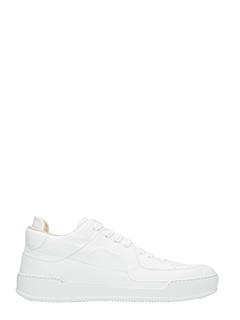 Maison Margiela-Sneakers fs 540 bassa in pelle bianca