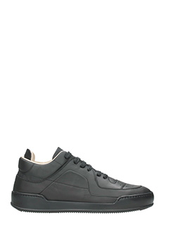 Maison Margiela-Sneakers fs 540 bassa in pelle nera